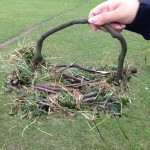 Another entry in our bird nest competition
