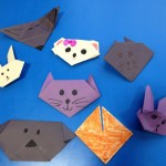 Our Origami Animals