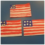 Our American Flags to celebrate American Independence Day