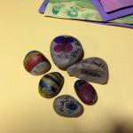 More creative stone bugs