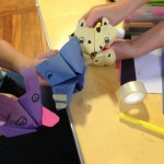 Yet more creative animal puppets