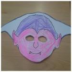 And Dracula Masks