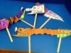 Dragon Puppets for Chinese New year