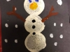 Xmas Snowmen Painting