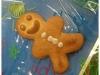 Decorating Gingerbread Men