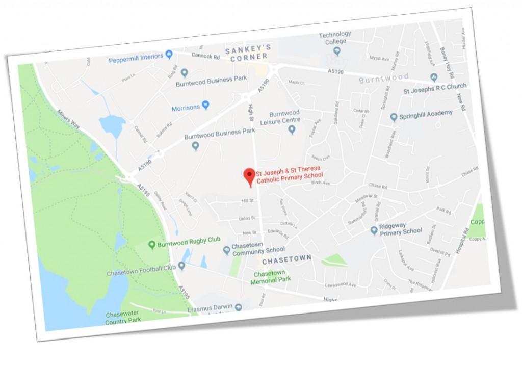 SJ Map
