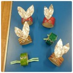 Carrying on with our minibeasts, here are some wonderfully creative bugs