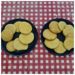 We made some delicious sugar cookies all ready for Diwali
