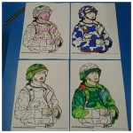 Our soldier pictures for remembrance day