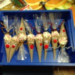 Its beginning to look a lot like Christmas, we had fun making these coco reindeers