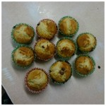More delicious cakes made at our cooking club, this time it was banana and choc chip muffins