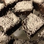 ...and Lamington cakes from Australia