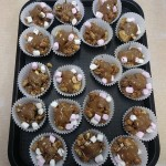 More rocky road this time with milk chocolate