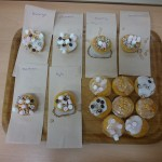 We had fun decorating cupcakes at our Tuesday cooking club