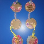 we made these mothers day medals to show how much we care