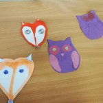 We also created some wonderful nocturnal creatures