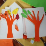 Our very own Autumn family trees