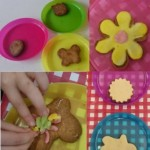 Here are our spring biscuits we made on our cooking night