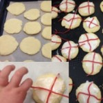 We had fun making these St Georges day Cookies, they were delicious!