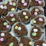Made some delicious Easter Nests