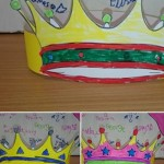 We also designed our own crowns