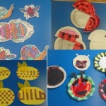Our EYFS children are learning all about minibeasts this term and so we decided to do some minibeast craft