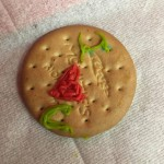 We showed our mums just how much they mean to us by decorating biscuits