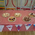 Which we used when we had our very own royal wedding party